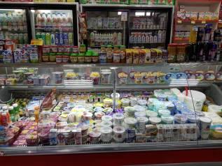 Продам молочно-продуктовый магазин