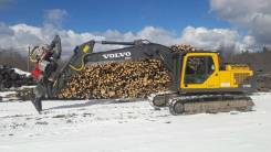 Volvo EC210BF Prime. Экскаватор-харвестер , 24 000,00кг.