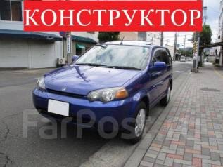 Honda HR-V. вариатор, 4wd, 1.6, бензин, 43 929тыс. км, б/п, нет птс. Под заказ