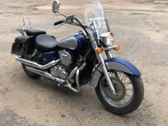 Honda Shadow. 400куб. см., исправен, птс, с пробегом