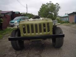 Самодельная модель. Продам самодельный трактор, 75 л.с.