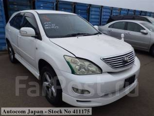 Toyota Harrier. MCU36