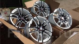 """NZ Wheels F-45. 6.5x16"""", 5x110.00, ET37, ЦО 65,1мм."""