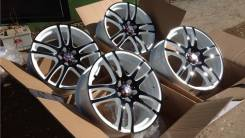 "NZ Wheels F-45. 6.5x16"", 5x115.00, ET41, ЦО 70,1 мм."