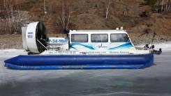 Хивус-10. 2008 год год, длина 8,00м., двигатель стационарный, 140,00л.с., дизель