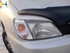 Накладка на фару. Toyota Nadia, SXN10