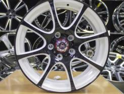 "NZ Wheels F-46. 8.0x18"", 5x114.30, ET45, ЦО 60,1 мм."