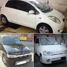 Nissan Cube. Без водителя