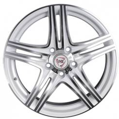 "NZ Wheels F-6. 6.5x16"", 5x105.00, ET39, ЦО 56,6 мм."