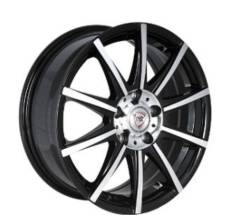 "NZ Wheels F-7. 7.0x17"", 4x98.00, ET35, ЦО 58,6 мм."