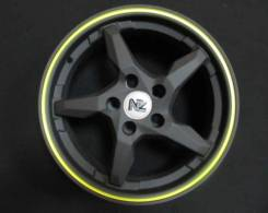 "NZ Wheels SH635. 6.5x16"", 5x114.30, ET45, ЦО 60,1 мм."