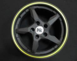 "NZ Wheels SH635. 6.5x16"", 5x114.30, ET45, ЦО 60,1мм."