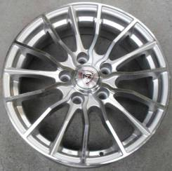 "NZ Wheels SH650. 8.0x18"", 5x114.30, ET45, ЦО 60,1 мм."