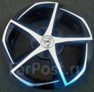 "NZ Wheels SH654. 6.0x6"", 5x105.00, ET39, ЦО 56,6 мм."