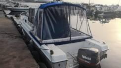 Miyama. 1996 год год, длина 7,50м., двигатель подвесной, 200,00л.с., бензин