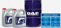 DAF. Вязкость 10W-40, синтетическое