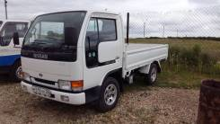 Nissan Atlas. 4WD, дизель + борт 1,5 тонны, 2 700куб. см., 1 500кг.
