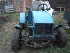 Самодельная модель. Продается самодельный мини трактор ., 7 л.с.