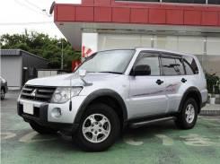 Mitsubishi Pajero. автомат, 4wd, 3.8 (252л.с.), бензин, 82тыс. км, б/п, нет птс. Под заказ