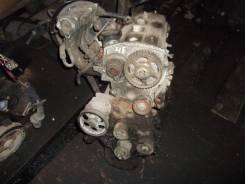 Двигатель Toyota 4EFE по запчастям