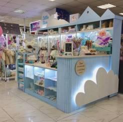 Дизайн мебели для магазина, кафе, интерьера. Ритейл-дизайн