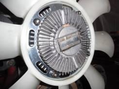 Крепление вискомуфты. Toyota Dyna Двигатели: 13BT, S05D