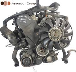 Двигатель в сборе. Audi A4 Двигатель AWX
