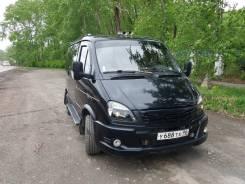 ГАЗ 2217 Баргузин. Продается газ-2217, 2 500куб. см., 7 мест
