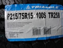 Triangle TR258. Летние, 2018 год, без износа, 4 шт