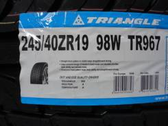Triangle TR967. Летние, 2019 год, без износа, 4 шт