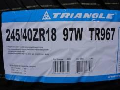 Triangle Group TR967. Летние, 2017 год, без износа, 4 шт