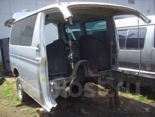 Задняя часть автомобиля. Mazda Bongo Friendee, SG5W, SGE3, SGEW, SGL3, SGL5, SGLR, SGLW Двигатель WLT