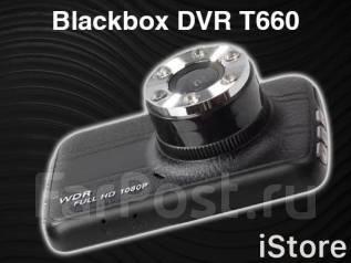 Видеорегистратор Blackbox DVR T660 Full HD 1080P. Магазин iStore. Под заказ