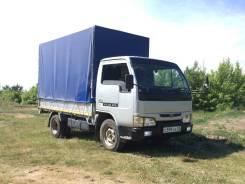 Nissan Atlas. Бортовой с тентом, 3 200куб. см., 1 500кг.