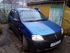 Renault Logan. X7LLSRAHH7H086011