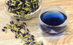 Синий чай (цветы клитория) 100гр. Под заказ