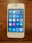 Apple iPhone 4s. Б/у, 16 Гб, Белый, 3G