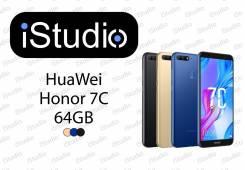 Huawei Honor 7C. Новый, 64 Гб