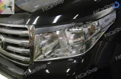 Накладка на фару. Toyota Land Cruiser Двигатель 12HT