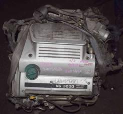 Двигатель в сборе. Nissan Presage, HU30 Двигатели: VQ30DE, VQ30DENEO