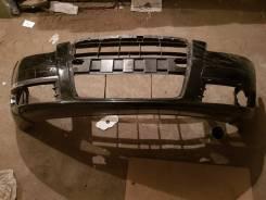Бампер передний AUDI A6, черный