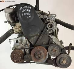 Двигатель в сборе. Audi 80, 8C/B4 Двигатель ABK