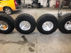 """Продам отличные колёса. 10.0x16.5"""" 6x139.70 ET-50"""