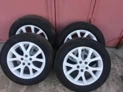 "Комплект летних колёс 235/60/18 5-114.3. 7.5x18"" 5x114.30 ET50 ЦО 67,1мм."