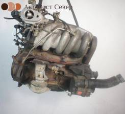 Двигатель в сборе. Audi 100 Двигатель KZ