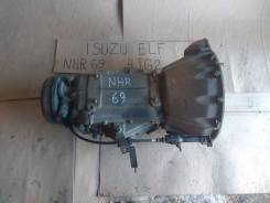Коробка переключения передач. Isuzu Elf, NHR69 Двигатель 4JG2