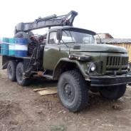 """ЗИЛ 131. Продаётся лесопогрузочная установка """"фишка"""" на базе зил 131, 5 000куб. см., 2 000кг."""