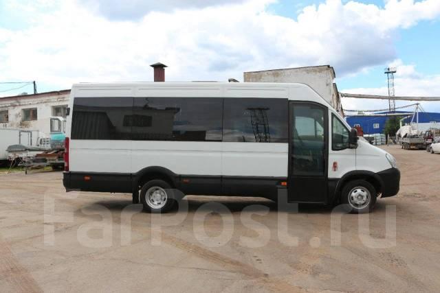 Iveco Daily. Продам 50c15 микроавтобус, 2011 г., 26 мест, В кредит, лизинг
