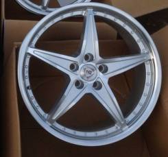 "NZ Wheels SH657. 8.0x18"", 5x114.30, ET35, ЦО 60,1 мм."