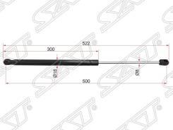 Амортизатор крышки багажника AUDI A4 Allroad 09-/A4 Avant 08- ST-8K9827552